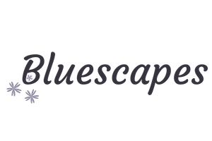 Bluescapes Photography Logo